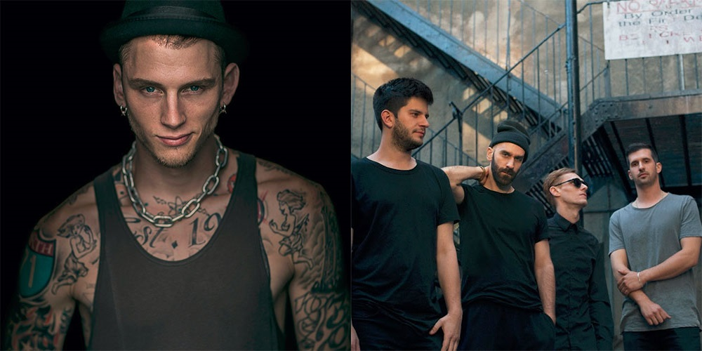 Machine Gun Kelly feat. X Ambassadors & Bebe Rexha – Home