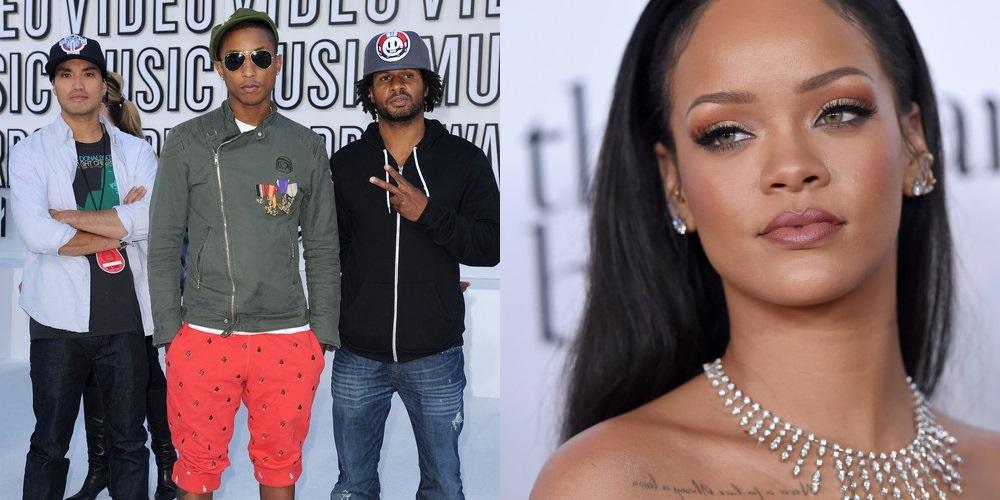 N.E.R.D. feat. Rihanna – Lemon