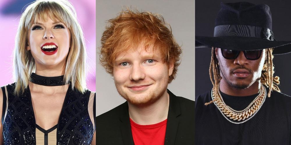 Taylor Swift feat. Ed Sheeran & Future – End Game