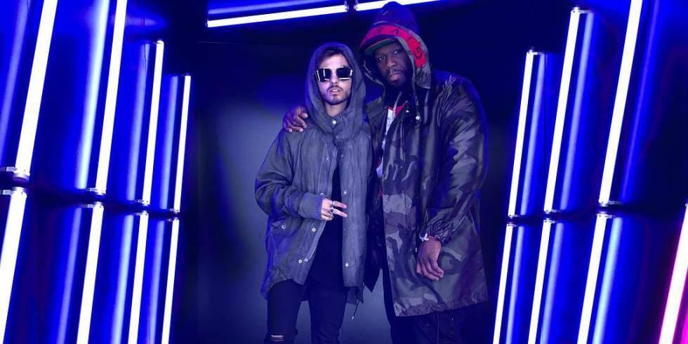 Abraham Mateo feat. 50 Cent & Austin Mahone – Hablame Bajito (Video)