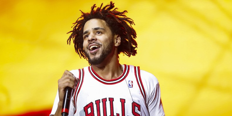 J. Cole, Bas, JID, Earthgang & Young Nudy – Down Bad