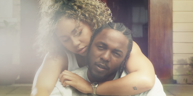 Kendrick Lamar feat. Zacari – Love (Video)