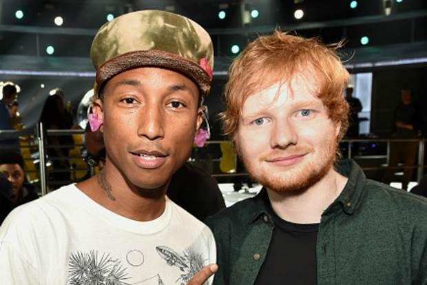 N.E.R.D. feat. Ed Sheeran – Lifting You