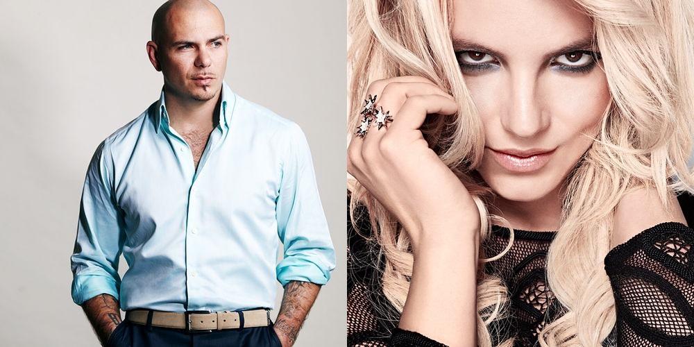 Pitbull feat. Britney Spears & Romeo Santos – Hey Ma (Unreleased Version)