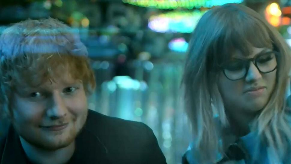 Taylor Swift feat. Ed Sheeran & Future – End Game (Video)