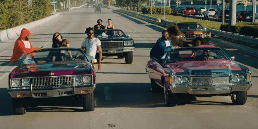 Rick Ross feat. T-Pain & Kodak Black – Florida Boy (Video)