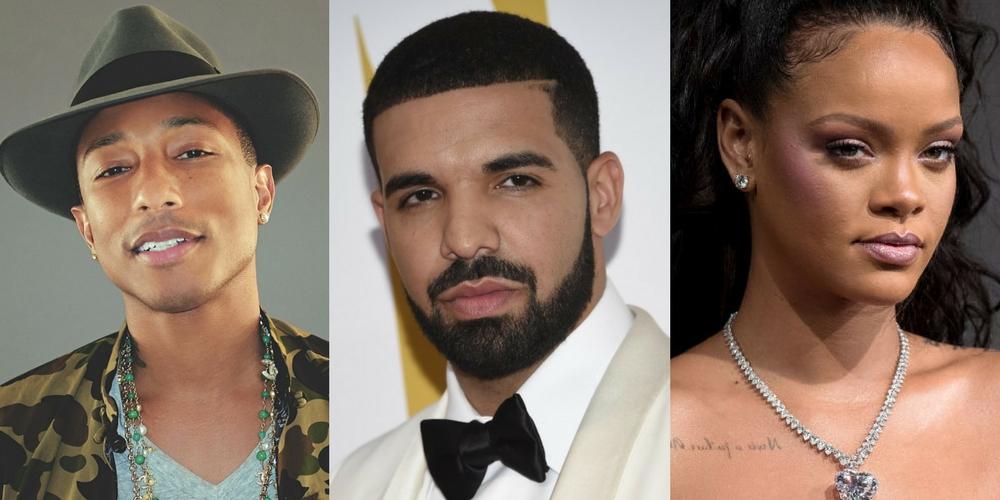 N.E.R.D. feat. Drake & Rihanna – Lemon (Remix)