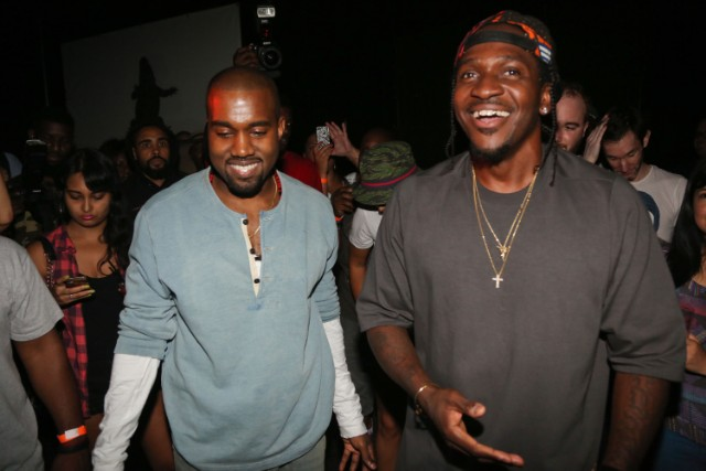 Pusha T feat. Kash Doll – Sociopath (prod. by Kanye West)