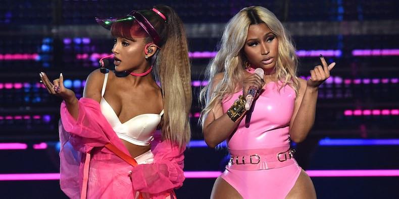 Ariana Grande feat. Nicki Minaj – The Light Is Coming