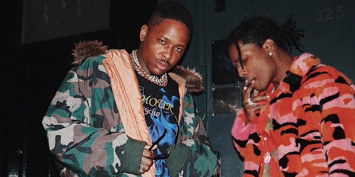 DJ Mustard feat. A$AP Ferg, YG, A$AP Rocky & Tyga – On God