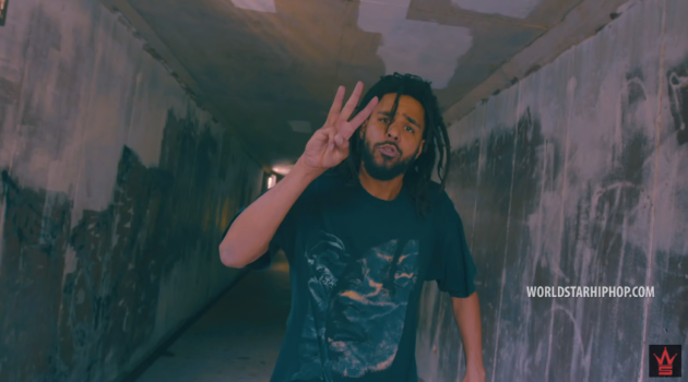 J. Cole – Album Of The Year (Video)