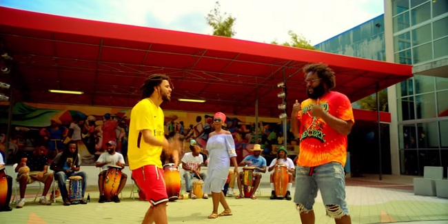 Bas feat. J. Cole – Tribe (Video)