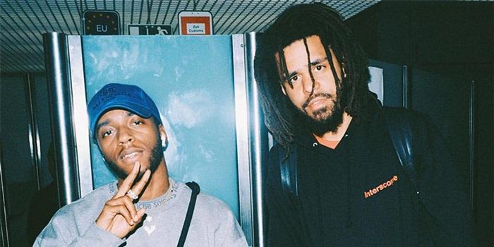 6lack feat. J. Cole – Pretty Little Fears
