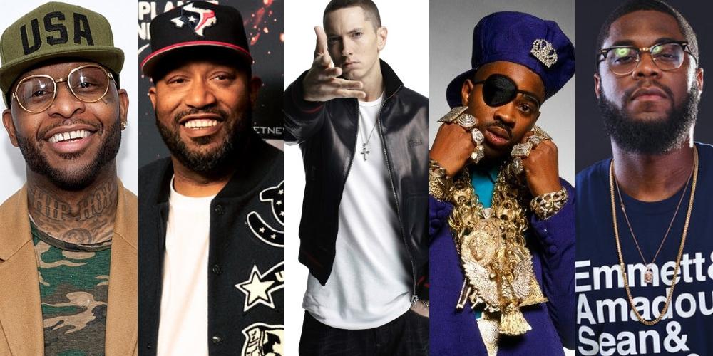 Beat-Town's Spotify Picks: Week 35 (2018)