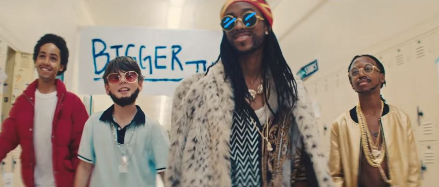 2 Chainz feat. Drake & Quavo – Bigger Than You (Video)