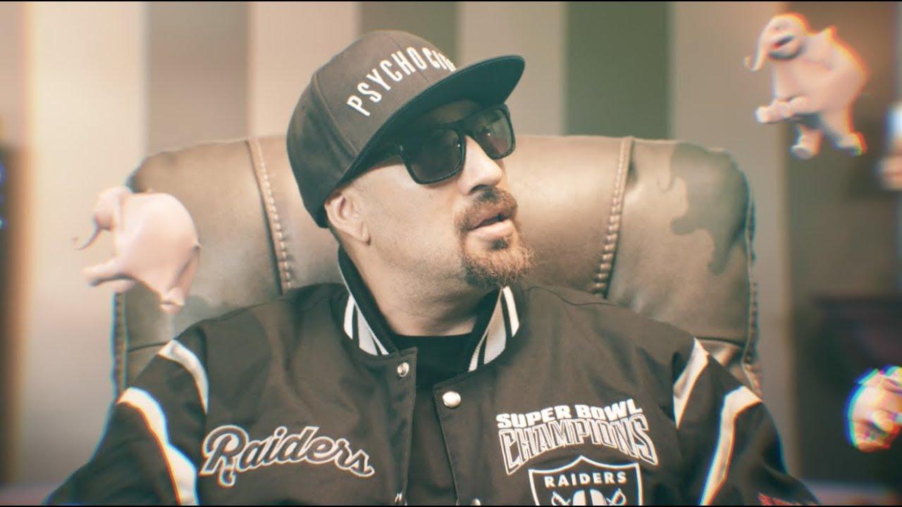 Cypress Hill – Crazy (Video)