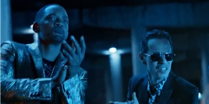 Marc Anthony feat. Will Smith & Bad Bunny – Esta Rico (Video)