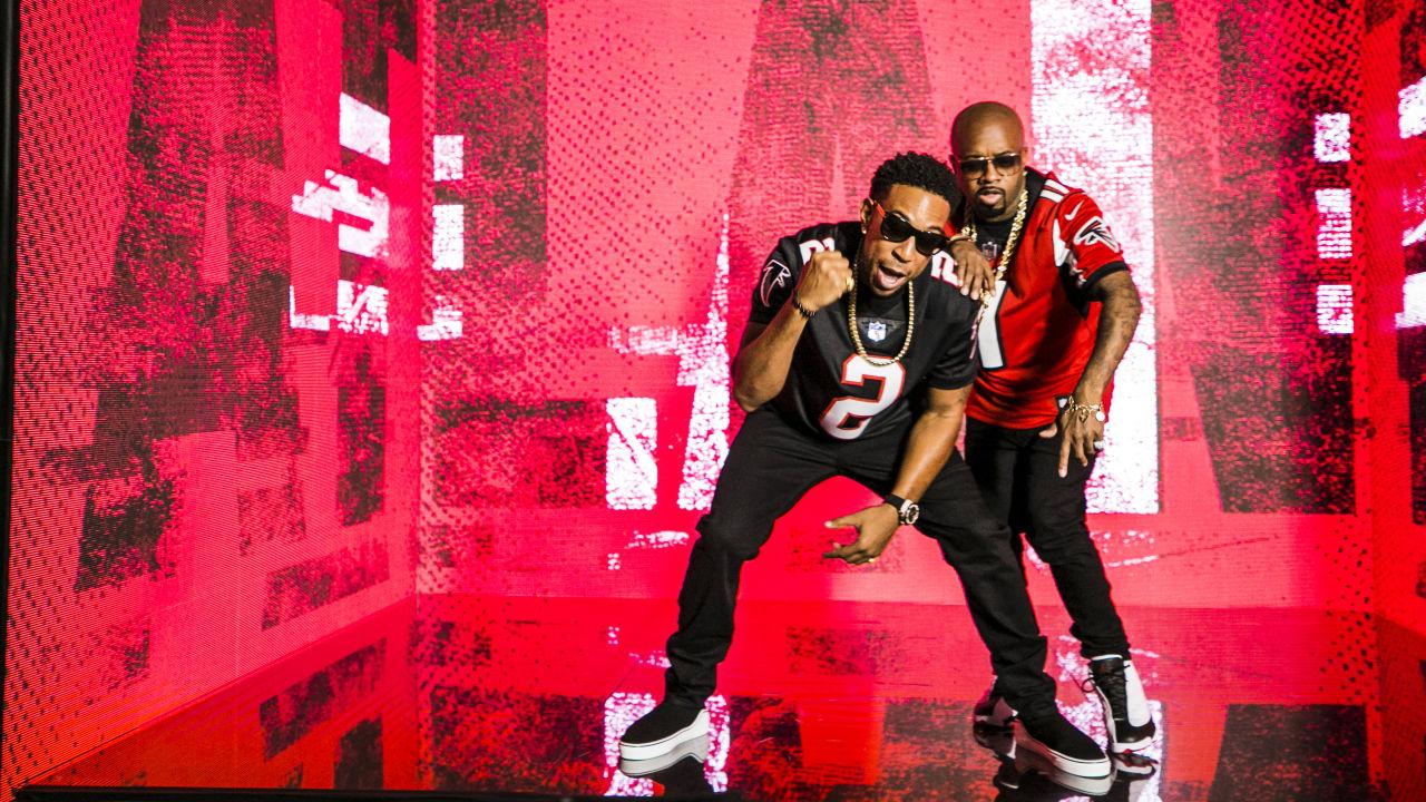 Ludacris & Jermaine Dupri – Welcome To Atlanta (Falcons Remix) (Video)