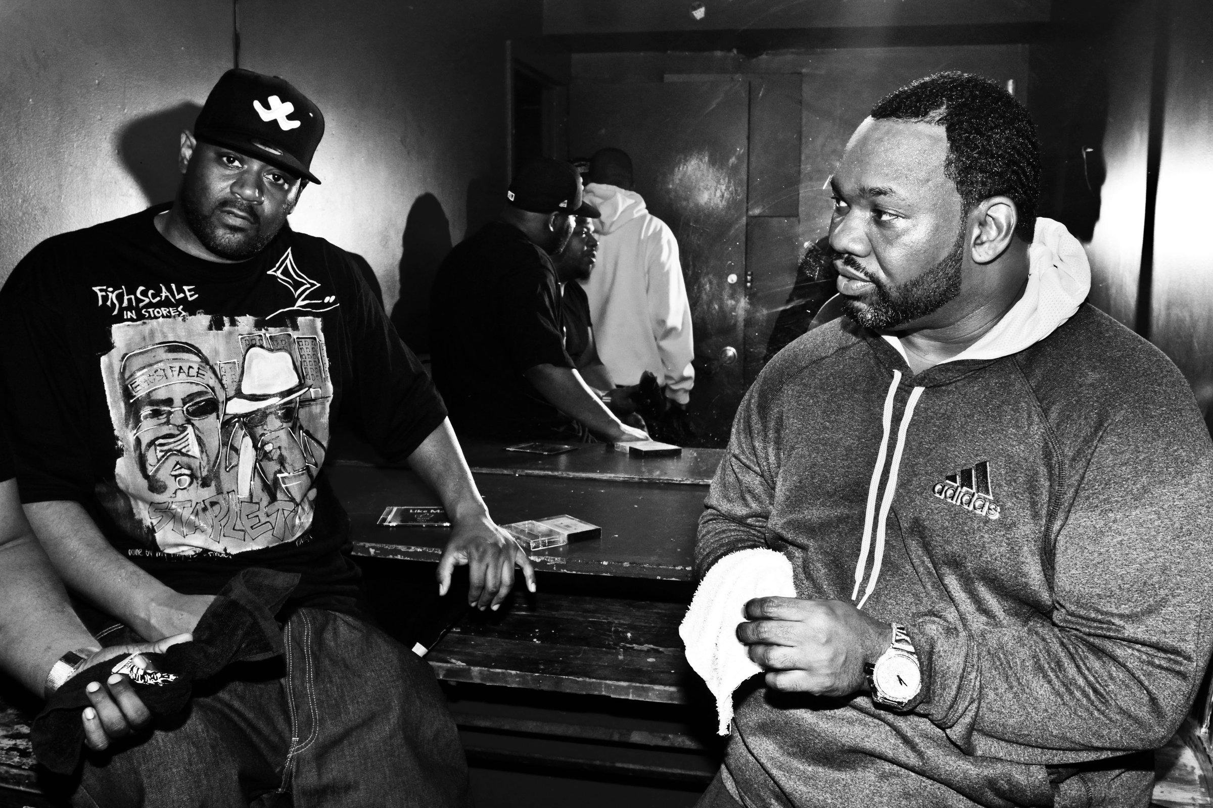 Ghostface Killah feat. Raekwon, Cappadonna & Masta Killa – Watch Em Holla