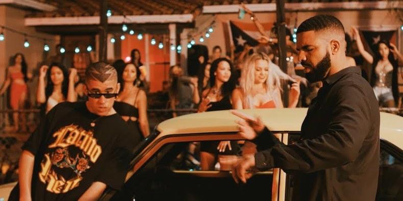 Bad Bunny feat. Drake – MIA (Video)