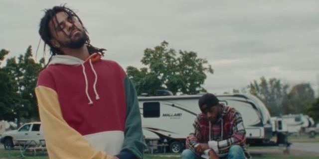 6lack feat. J. Cole – Pretty Little Fears (Video)
