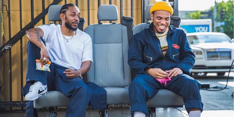 Anderson Paak feat. Kendrick Lamar – Tints (Video)