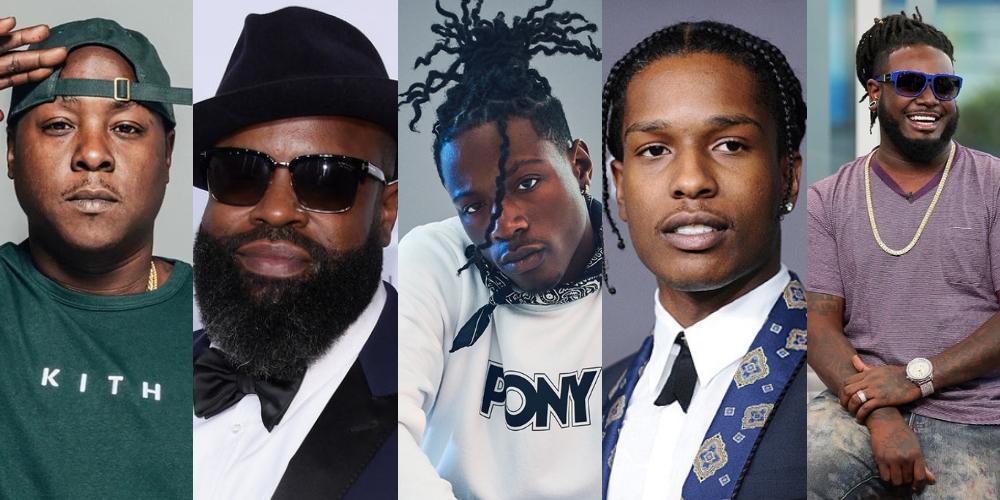 Beat-Town's Spotify Picks: Week 47 (2018)