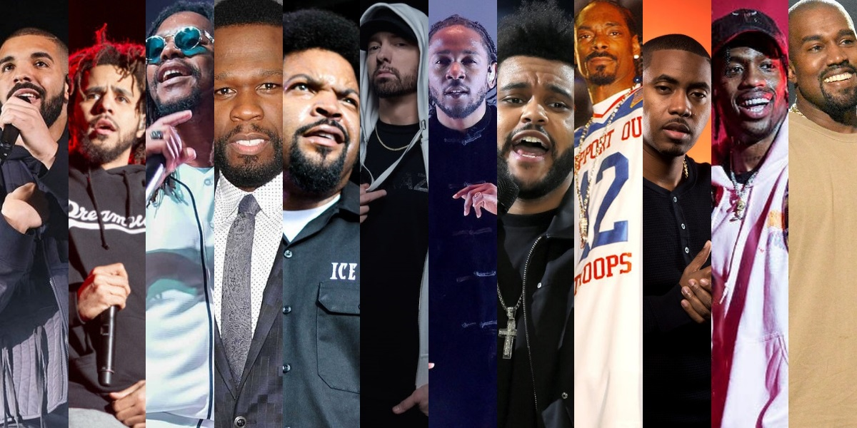 Τα 50 καλύτερα Hip Hop και R&B τραγούδια του 2018!