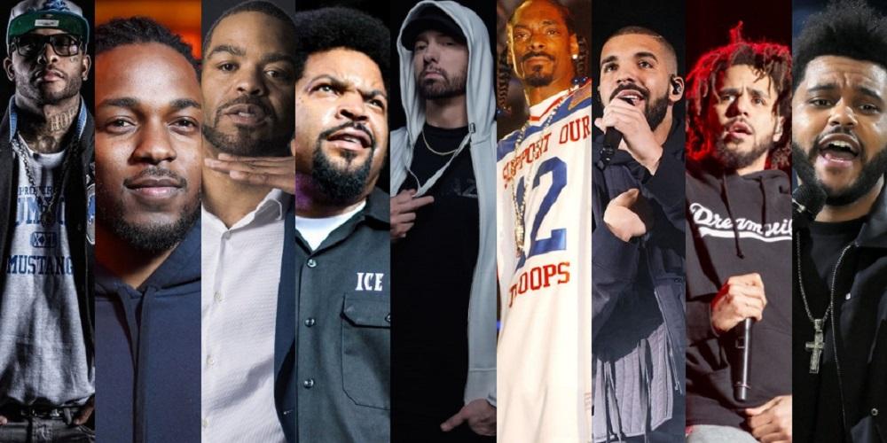 Τα καλύτερα Ηip Hop & R&B τραγούδια του 2018 (Θέσεις 100-51)