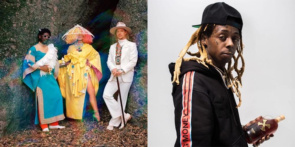 Sia, Diplo & Labrinth feat. Lil Wayne – Genius (Remix)