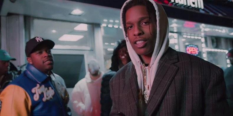 A$AP Rocky, Nicki Minaj & A$AP Ferg – Runnin (Video)