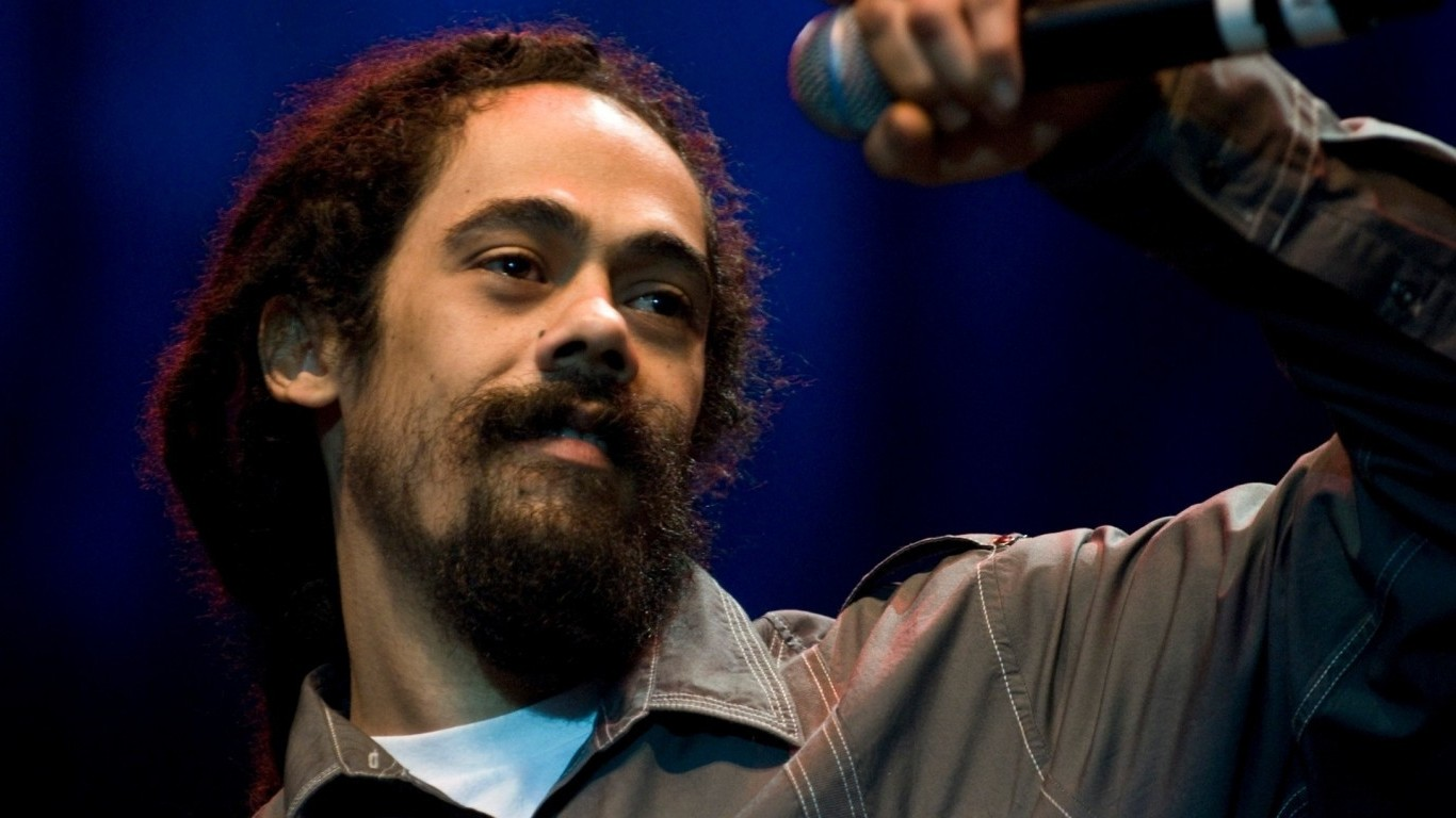 O Damian Marley ζωντανά σε Αθήνα και Θεσσαλονίκη!