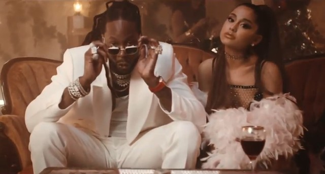 2 Chainz feat. Ariana Grande – Rule The World (Video)