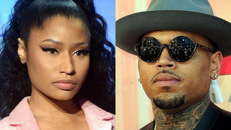 Chris Brown feat. Nicki Minaj & G-Eazy – Wobble Up