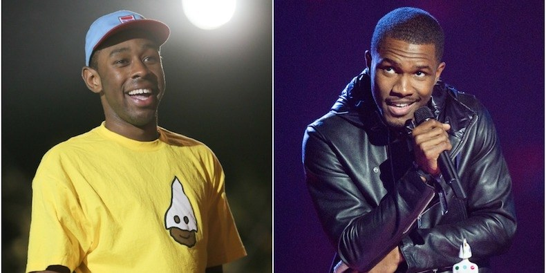 Tyler, The Creator feat. Frank Ocean – Running Out Of Time