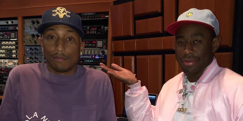 Tyler, The Creator feat. Pharrell Williams & Lil Uzi Vert – Juggernaut