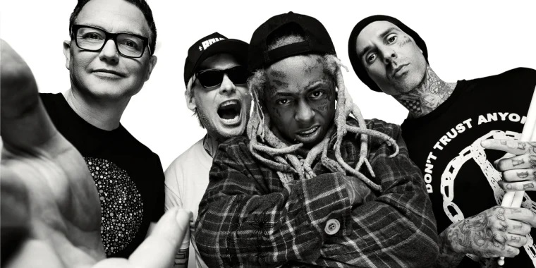 blink-182 & Lil Wayne – What's My Age Again? / A Milli (Video)
