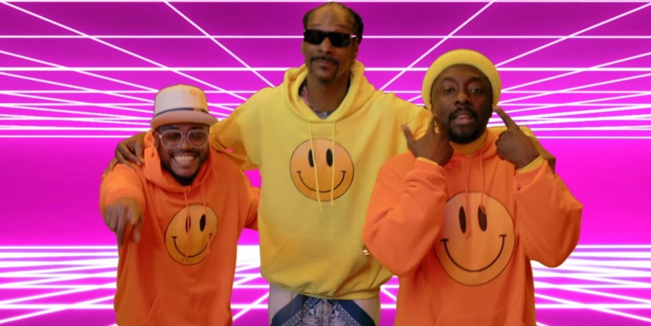 The Black Eyed Peas feat. Snoop Dogg – Be Nice (Video)