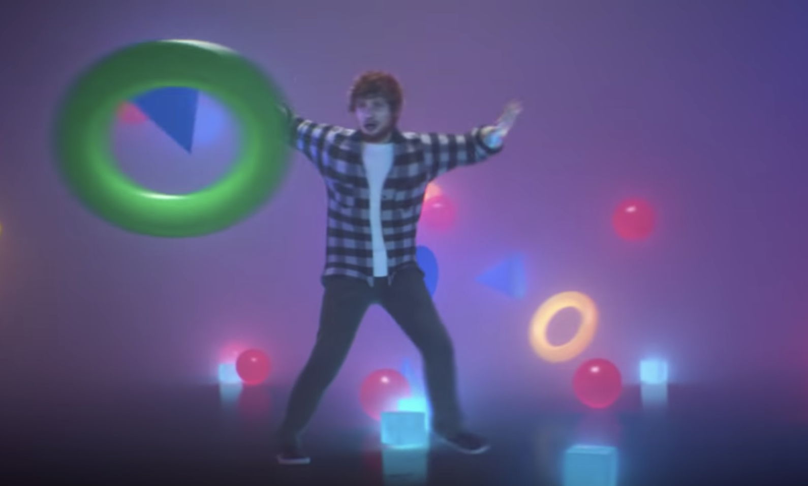 Ed Sheeran feat. Chance The Rapper & PnB Rock – Cross Me (Video)