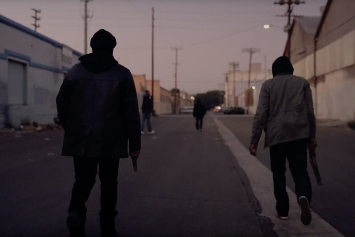 ScHoolboy Q feat. Kid Cudi – Dangerous (Video)