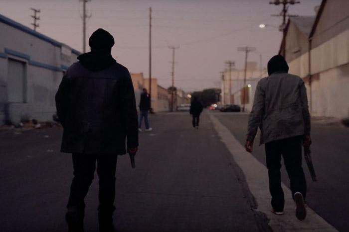 ScHoolboy Q feat. Kid Cudi – Dangerous (Video)