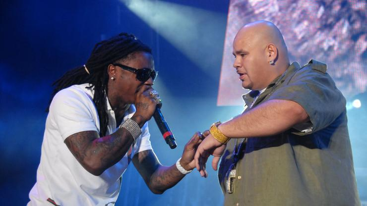 Fat Joe feat. Lil Wayne & Dre – Pullin