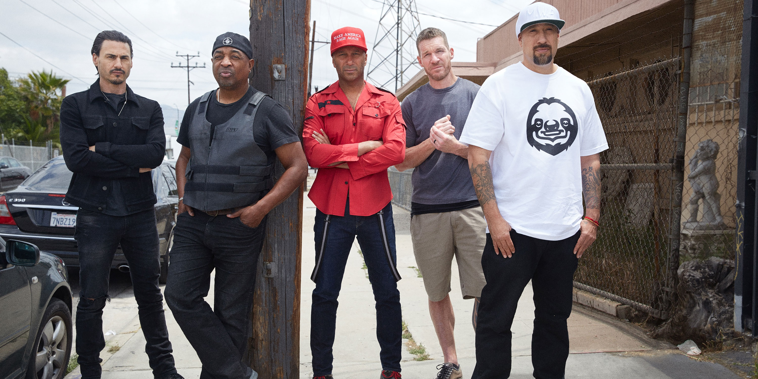 Prophets Of Rage – Pop Goes The Weapon (Video)