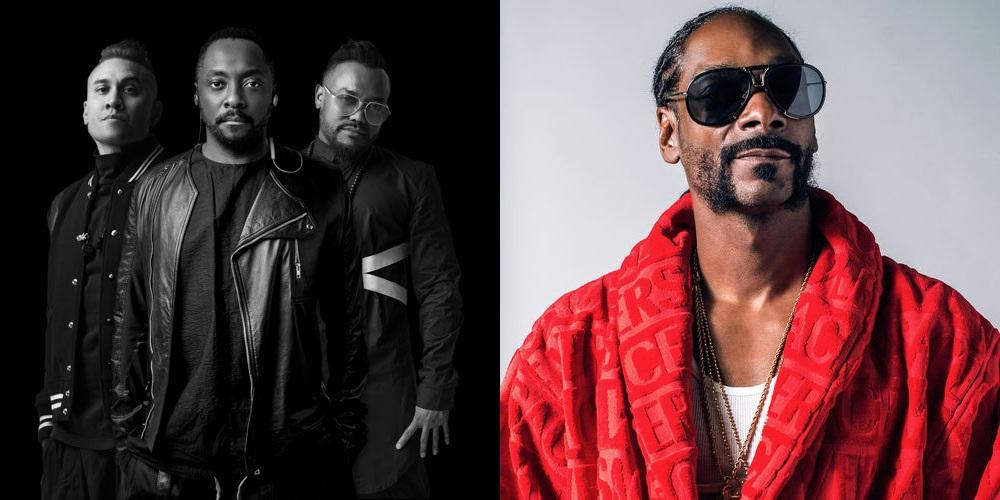 The Black Eyed Peas feat. Snoop Dogg – Be Nice