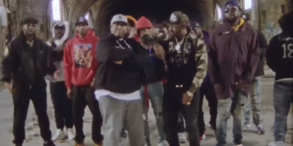 DJ Premier feat. Westside Gunn, Conway The Machine & Benny The Butcher – Headlines (Video)