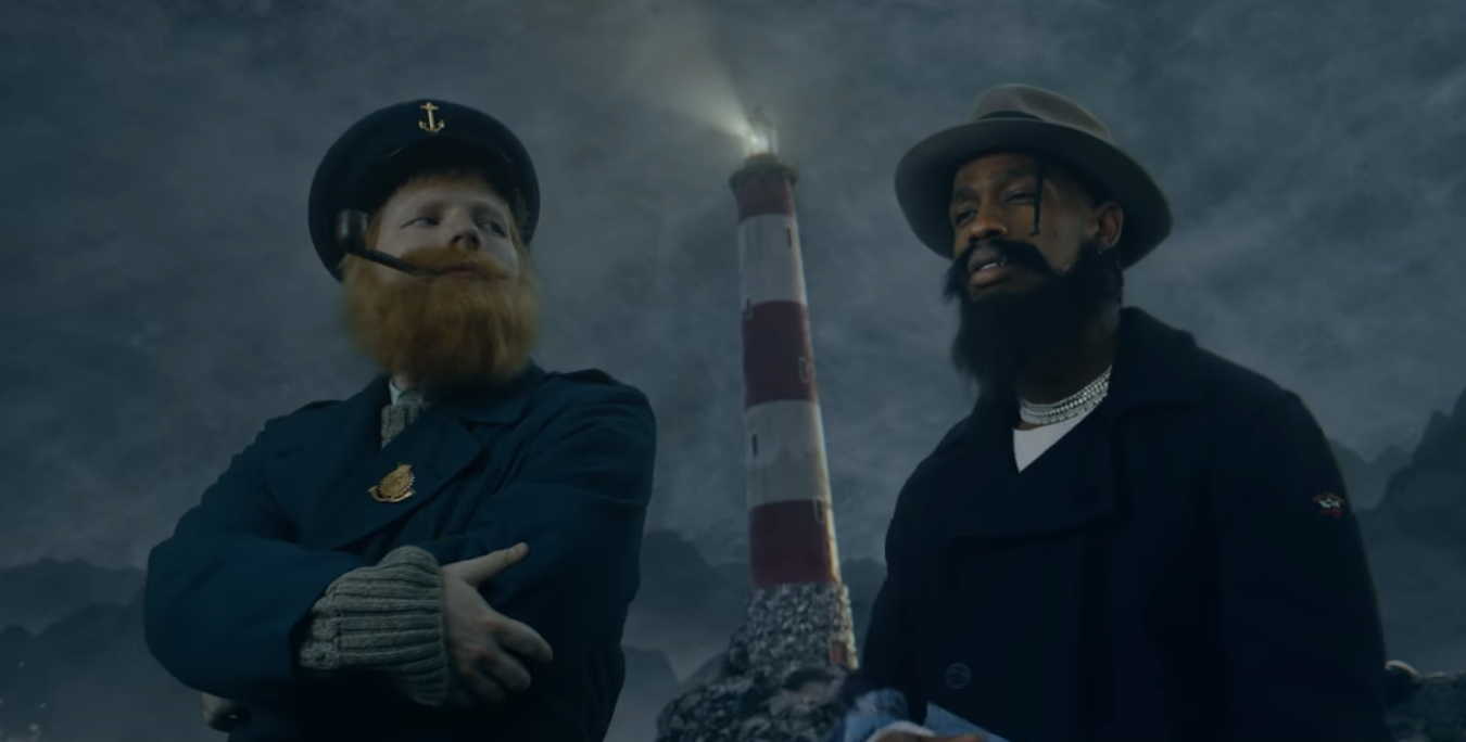 Ed Sheeran feat. Travis Scott – Antisocial (Video)