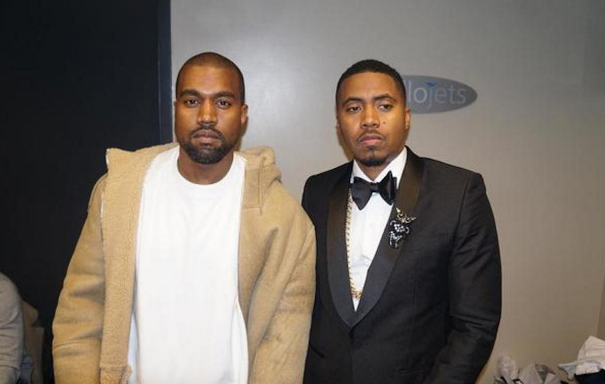 Nas – You Mean The World To Me (prod. by Kanye West)