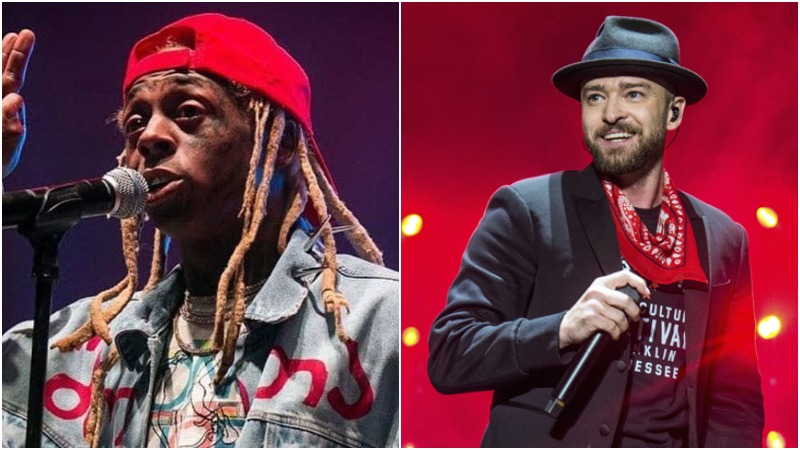 Lil Wayne feat. Justin Timberlake – Light Up