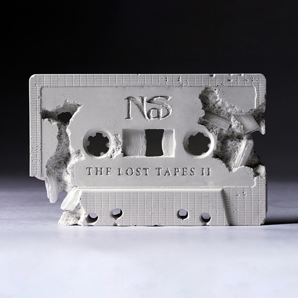 Stream: Nas – The Lost Tapes II