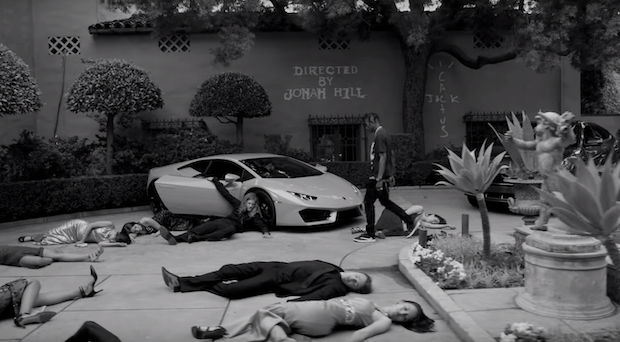 Travis Scott feat. The Weeknd – Wake Up (Video)